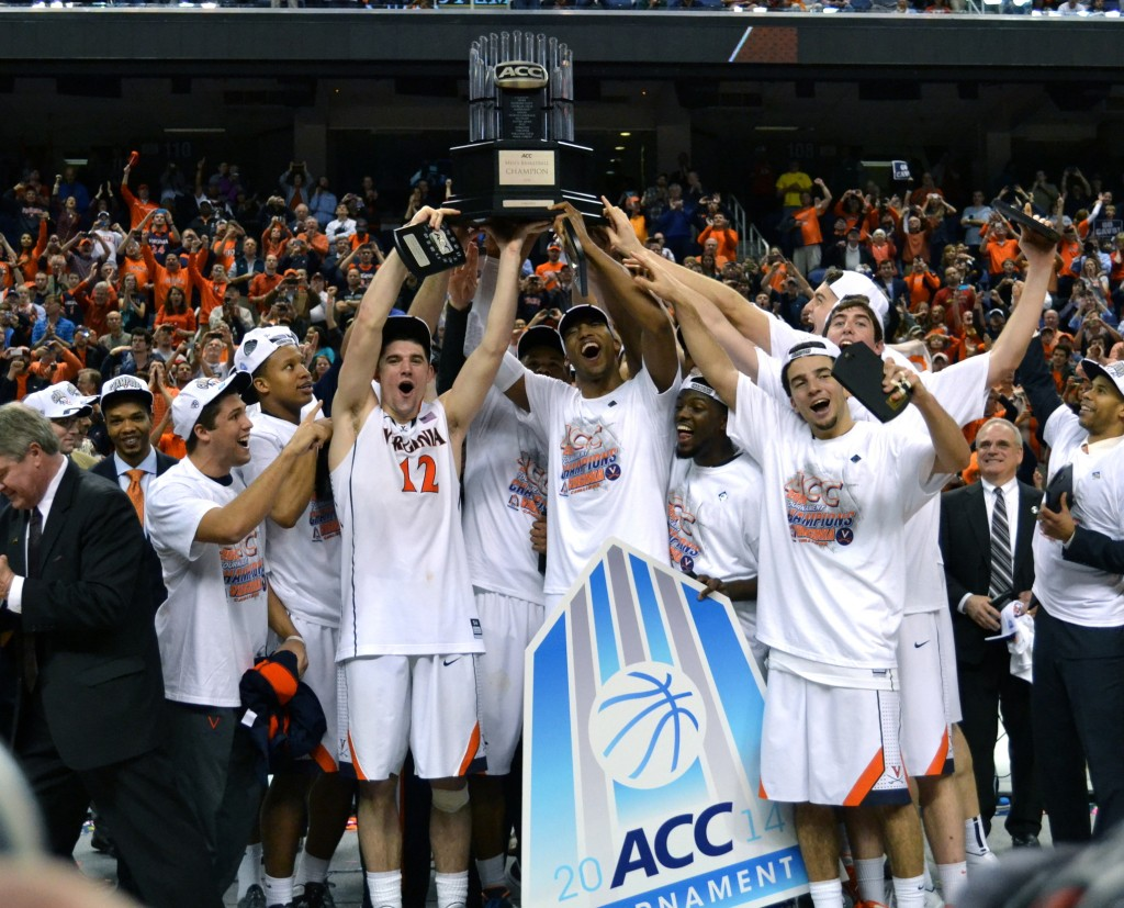 Virginia is looking to build upon last year's sweep of the ACC titles. Bob Donnan/USA Today Sports