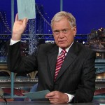 Thoughts On Letterman, Plus A Washington Nationals Inspired Top Ten List