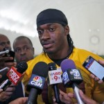 Redskins Gonna Redskin: Robert Griffin And Chris Cooley Make Media Waves (Part One)